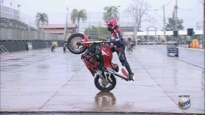 Parque do Peão de Barretos, SP, recebe encontro de motos neste final de semana