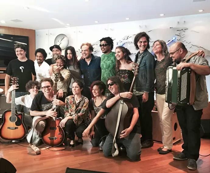Rock in Rio anuncia time com grandes cantores para homenagear Cássia Eller (Foto: Carolina Caldas/Gshow)