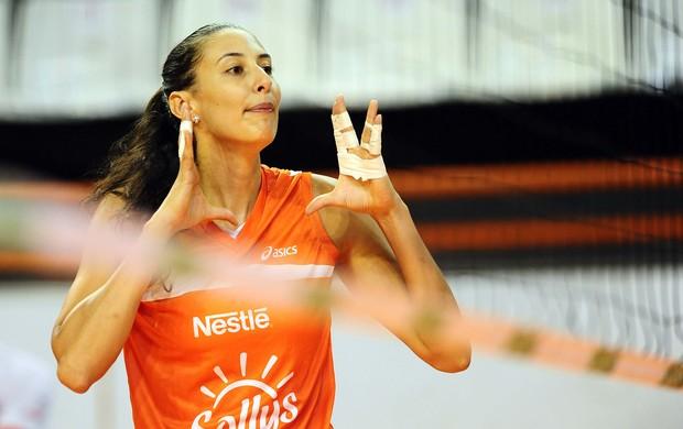 Sheilla vôlei Osasco (Foto: Marcos Ribolli / Globoesporte.com)