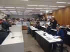 Câmara de GV anuncia cortes de gastos (Zana Ferreira/ G1)