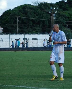 Carlão, volante Comercial (Foto: Rafael Alves / Comercial FC)