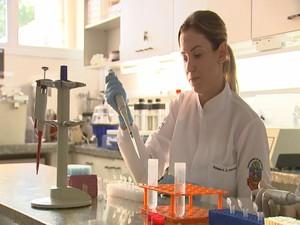 Pesquisa tem o objetivo de acelerar o diagnóstico das doenças. (Foto: Reprodução / TV TEM)