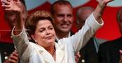 Dilma se diz 'disposta ao diálogo' (Ueslei Marcelino/Reuters)
