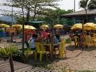 Preço dos aperitivos varia até 66% em quiosques das praias do litoral norte
