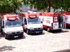 Ambulâncias ficam paradas no maior hospital do RN à espera de macas