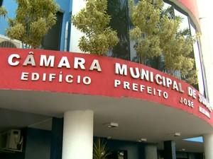Câmara Municipal de Sumaré (Foto: Reprodução / EPTV)