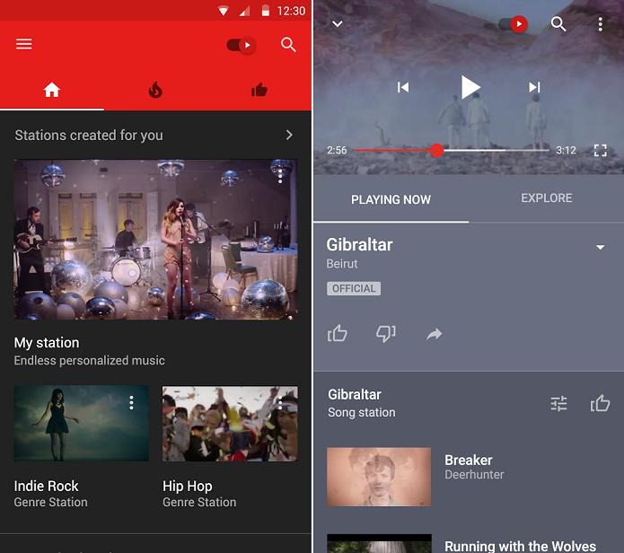 Youtube music chega para android e iphone conhea o streaming de youtube music s roda nos eua por enquanto foto divulgaoyoutube stopboris Gallery