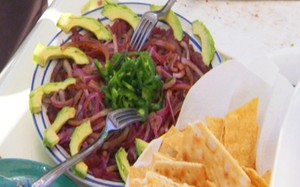 'Receitas de Chuck no México' - Ep. 2 - Sashimi de atum mexicano