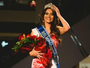 Érika Moura, de Três Lagoas, será a representante de Mato Grosso do Sul no Miss Brasil (Foto: Divulgação/Alexis Prappas)