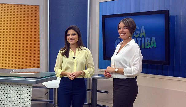 Siga Curitiba Waze (Foto: Divulgação/ RPC TV)