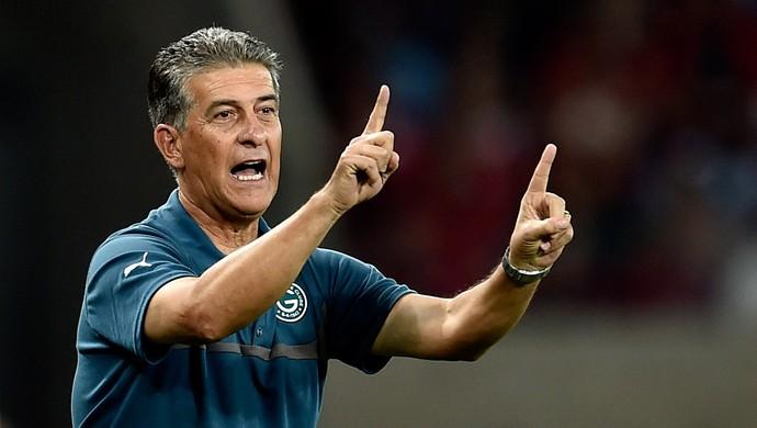 Ricardo Drubscky Flamengo x Goiás (Foto: Getty Images)