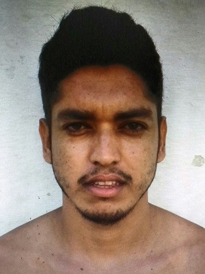 Irenildo Cassiano Gomes Filho, também conhecido como 'Índio' (Foto: Divulgação/Polícia Civil)