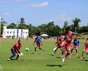 Hernane treina, e Bahia finaliza preparação para encarar o Avaí