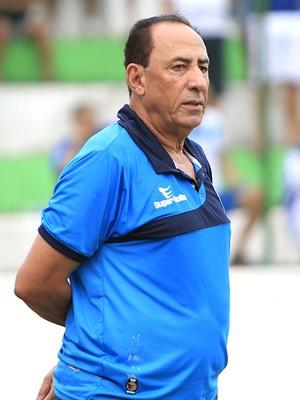 Nedo Xavier, técnico do CSA (Foto: Ailton Cruz/Gazeta de Alagoas)