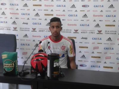 Jorge Flamengo (Foto: Jessica Mello/ GloboEsporte.com)