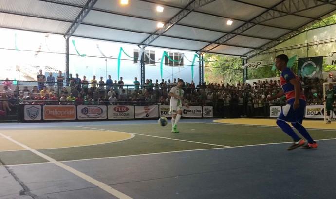 Paulo de Frontin reagiu no fim e garantiu a vitória em casa (Foto: Divulgação)
