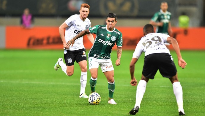 Dudu Palmeiras x Figueirense (Foto: Marcos Ribolli)