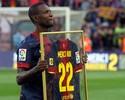 Abidal deve voltar ao Barça como diretor das escolas do clube, diz jornal