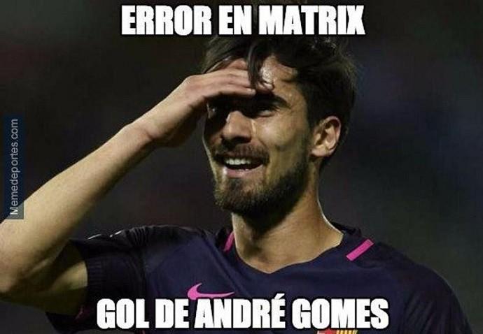 Memes Barcelona Osasuna Mascherano André Gomes