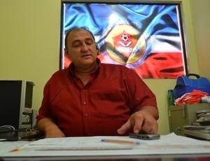 Dalanhol estima faturamento de 1 milhão de reais (Foto: Jonatas Boni)
