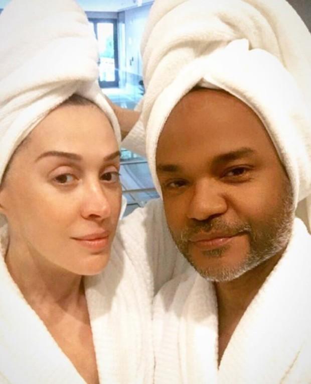 Claudia Ria e Ale de Souza (Foto: Reprodução/Instagram)