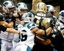 Comemoração de QB irrita rivais e provoca briga generalizada na NFL