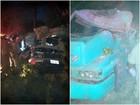 Caminhão desgovernado bate em veículos e mata quatro pessoas no CE