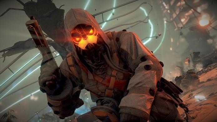 Killzone: Shadow Fall é o primeiro game de tiro da nova geração (Foto: Divulgação) (Foto: Killzone: Shadow Fall é o primeiro game de tiro da nova geração (Foto: Divulgação))