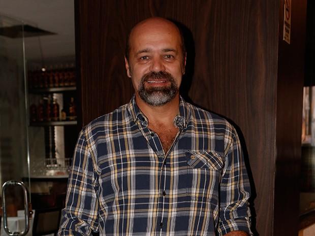 Gustavo Trestini dá adeus ao personagem Artur (Foto: Felipe Monteiro/Gshow)