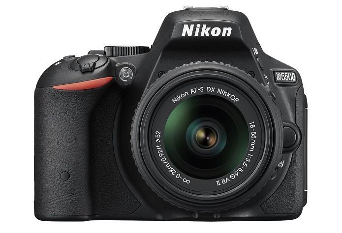 D5500 tem NFC e Wi-Fi embutidos (Foto: Divulgação/Nikon) (Foto: D5500 tem NFC e Wi-Fi embutidos (Foto: Divulgação/Nikon))