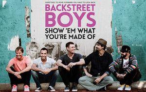 Documentário do Backstreet Boys tem exibição exclusiva no Multishow no dia 6 de junho