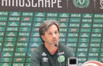"""Caio pede equilíbrio à Chape contra o Junior e valoriza momento: """"Especial"""""""