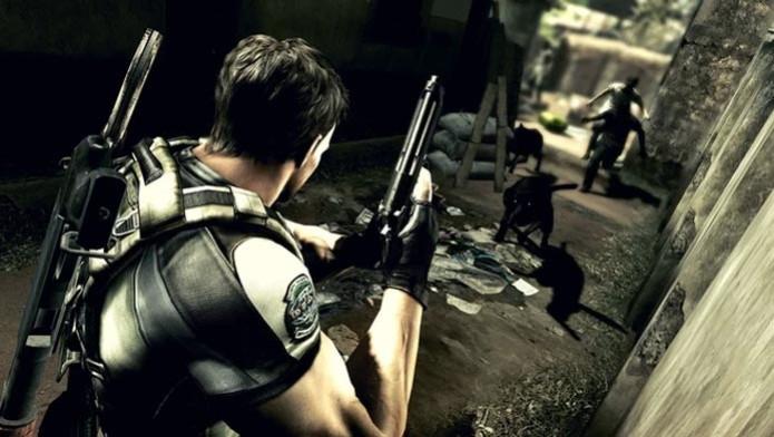 Resident Evil 5 (Foto: Divulgação) (Foto: Resident Evil 5 (Foto: Divulgação))