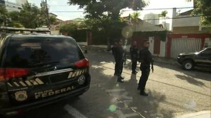 Polícia Federal cumpre mandados na sede do PT em Salvador e em agência de publicidade