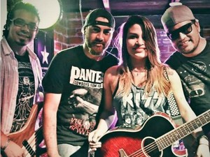 A banda Miss Holiday se apresenta no Grego Original Pub a partir das 23h, nesta sexta, 20, em Porto Velho (Foto: Divulgação)
