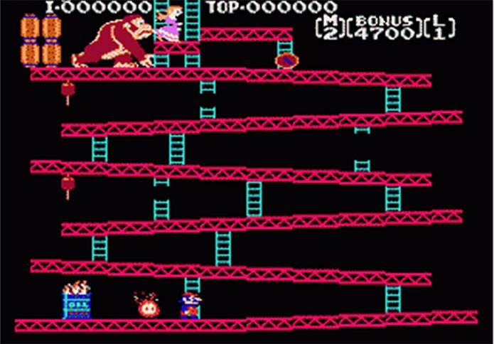 Donkey Kong (Foto: Divulgação)
