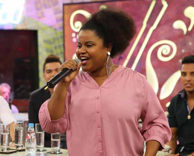 Rose Oliver - The Voice Web (Foto: Isabella Pinheiro/Gshow)