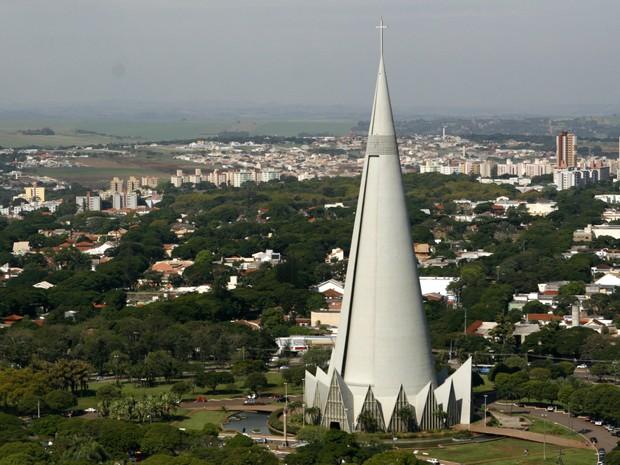 Maringá (Foto: Divulgação/Prefeitura de Maringá/Ascom)