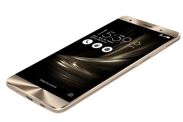 Zenfone 3 Deluxe (Foto: Divulgação)