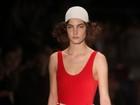 Universo náutico inspira desfile da New Order no Fashion Rio