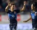 Rumo ao Arsenal, Asano brilha na seleção olímpica e Japão goleia África do Sul
