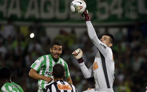 Victor, goleiro do Atlético-MG (Foto: EFE)