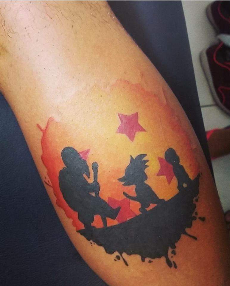 Tatuagem leitores Galileu (Foto: Arquivo pessoal)