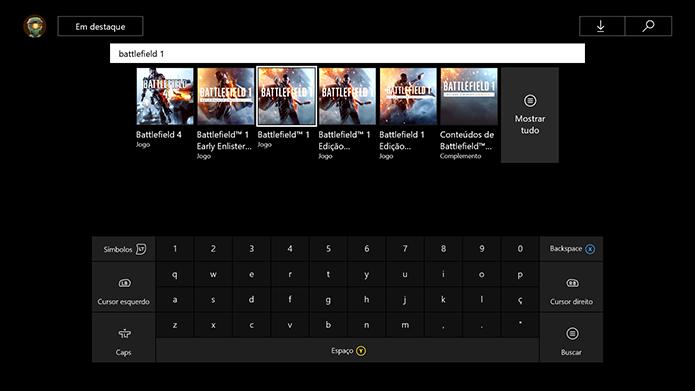 Battlefield 1: saiba como baixar e instalar o game no Xbox One, PS4 e PC (Foto: Reprodução/Murilo Molina)
