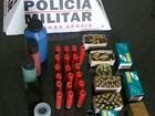 PM divulga resultado da 'Operação Tiradentes' no Leste de Minas