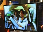 Rafa Brites mostra teaser do quadro 'Carona Cantada' com Di Ferrero