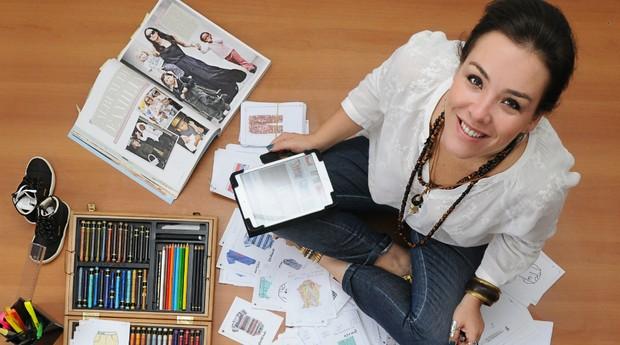 Mariana Guazzelli, Bebê Boutique, e-commerce, crianças, roupas, grife (Foto: Divulgação)