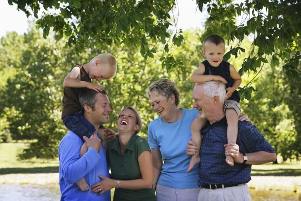Família (Foto: Thinkstock)