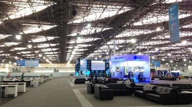 Campus Party Brasil: 120 mil pessoas em seis dias (Foto: PEGN)