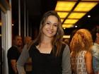 Fernanda Gentil vai básica a prêmio: 'Gosto de looks despojados'